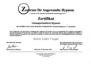 Lösungsorientierte Hypnose